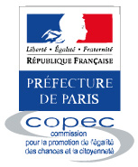 logo préfécture de Paris